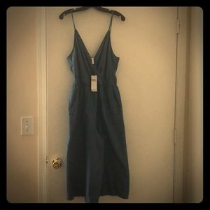 BCBGeneration jean jumpsuit... size small